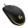 Logitech G203 Lightsync RGB Wired Gaming Mouse Black