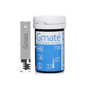 Gmate Glucose Test Strips 50Pc