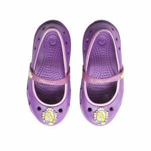 Crocs Princes Girl Sandal 202697 Purple