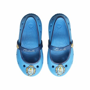 Crocs Princes Girl Sandal 202697 Blue