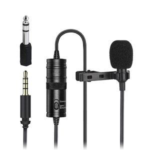 Ismart Lavalier Professional Microphone MM300