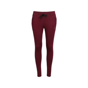 Black Panther Women's Track Pant Maroon Mel L-106C Medium