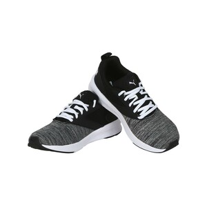 Puma Boys Sports Shoes 9067504 NRGY COMET JR White Black