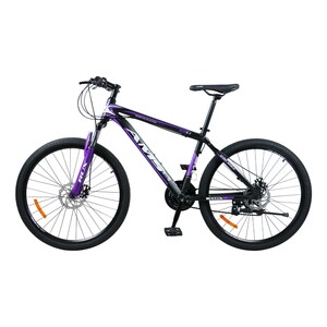 "Skid Fusion Alloy Bicycle 26"" MTB01 Assorted Color"