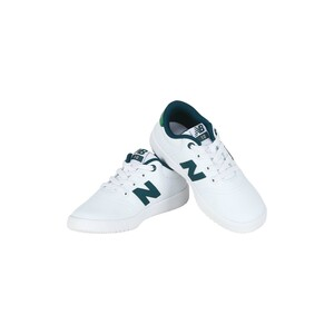 New Balance Boys Sports Shoe PV10 TWE MODERO White Green