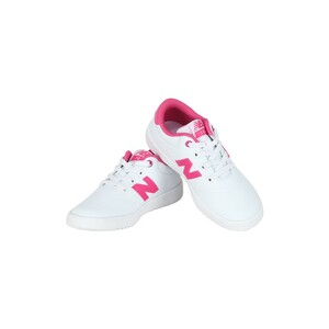 New Balance Girls Sports Shoe PV10TWC Pink White
