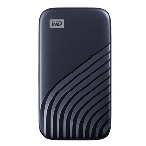 My Passport™ SSD 500GB, Midnight Blue, 1050MB/s Read, 1000MB/s Write, PC & Compatiable