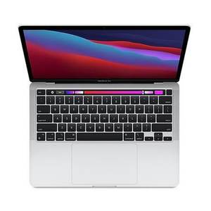 "Apple MacBook Pro MYDC2B/A With Touch Bar and Touch ID,M1 Chip,8GB RAM,512GB SSD,13"" Retina Display,Silver"