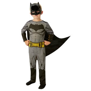 Batman Classic Costume - Grey Black 620429-L