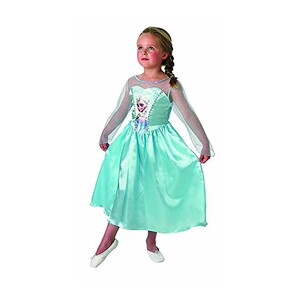 Disney Frozen Elsa Deluxe Costume- Blue 610287-S