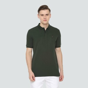 LP Youth Men's Polo T Shirt Short Sleeve LYKPCSLBQ25954 Green