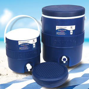 Lord & Lady Cooler Set 20Ltr+7Ltr Assorted Colors
