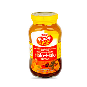 Lulu Pinoy Lasa Halo Halo in Syrup 340g
