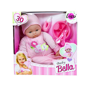 Lissi Dolls Talking Doll LIS81800