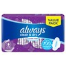 Always Mesh Ultra Thin Large Sanitary Pads 16 Count