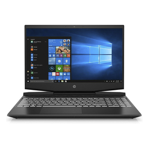 HP Pavilion Gaming Laptop 15-dk1003ne(1C4L7EA#ABV), Core i7-10750H, RAM 16 GB, Memory 1 TB  HDD+ 256 GB SSD, Graphic 6R2060, Window 10, Black
