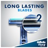 Gillette Blue II Plus Men's Disposable Razors 5pcs
