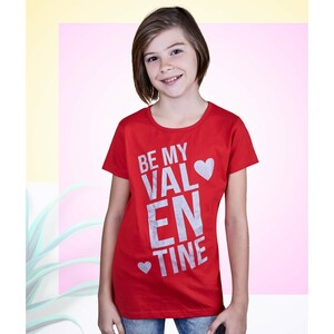 Eten Girls Valentines Day Tees GTVJ002 9-16Y