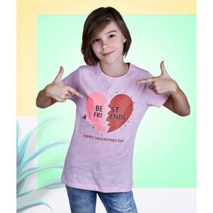 Eten Girls Valentines Day Tees GTVJ004 9-16Y