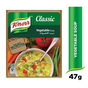 Knorr Packet Soup Vegetables 42g