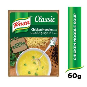 Knorr Packet Soup Chicken Noodle 60g