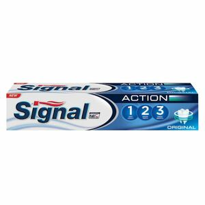 Signal Toothpaste Action 123 50ml
