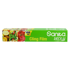 Sanita Cling Film Eco Pack Cling Film 45cmx300m 1 Roll