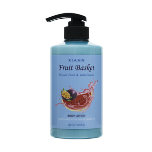 Riahn Fruit Basket Passion fruit & Watermelon Body Lotion Bottle 500ml