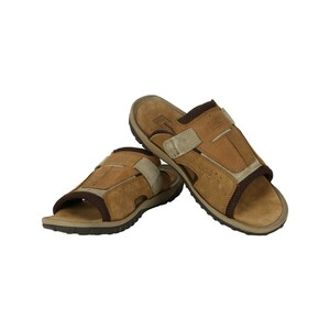Woodland Men's Slipper GP3275119D Camel