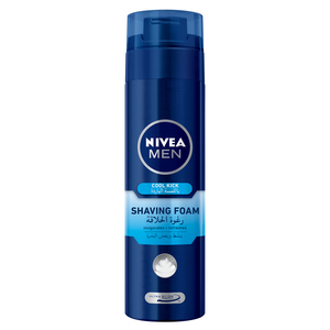 Nivea Men Shaving Foam Cool Kick 200ml