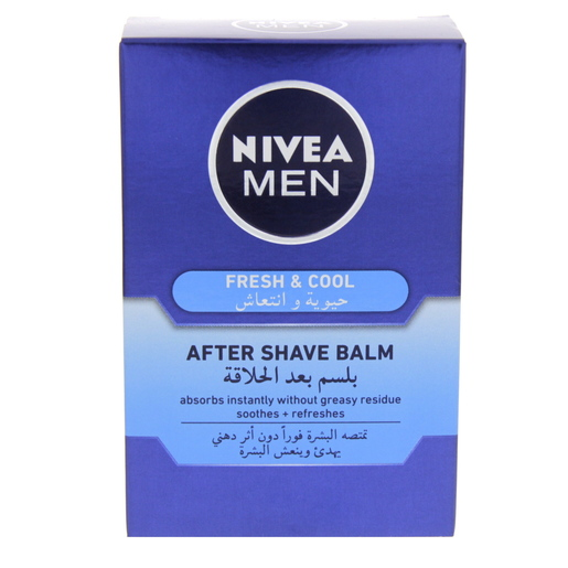 Nivea Men Fresh And Cool After Shave Balm 100ml