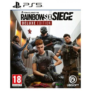 Tom Clancy's Rainbow Six: Siege Deluxe Edition PS5