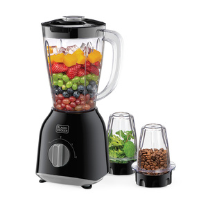 Black+Decker Blender BX365E-B5 400W