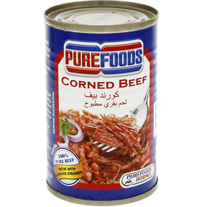 Pure Foods Corned Beef 150g