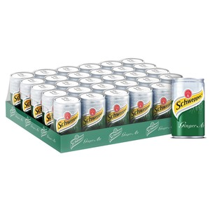 Schweppes Dry Ginger Ale 150ml