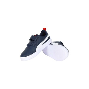 Puma Boys Sports Shoe 371543 01 Peacot High Risk Red