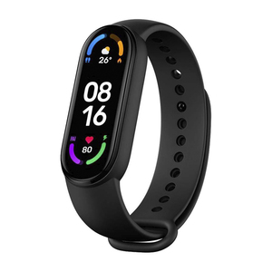 Xioami Mi Smart Band 6 Sports Smart Bracelet- Amoled Display- Black