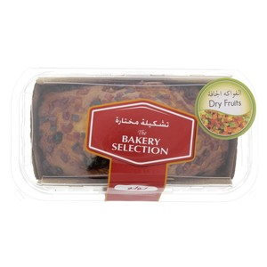 Lulu Fruit Loaf Cake 1pc