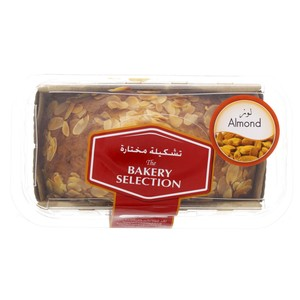 Lulu Almond Loaf Cake 1pc