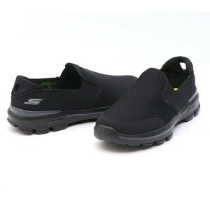 Skechers Mens Sports Shoe Go Walk Special Black