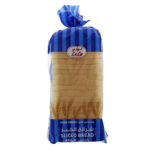 Lulu Sliced Milk Bread Large 625g