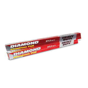 Diamond Aluminum Foil 37.5sq.ft  2pcs