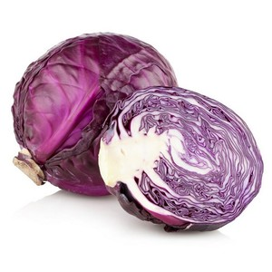 Red Cabbage 1kg Approx weight