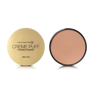 Max Factor Creme Puff Pressed Compact Powder 041 Medium Beige 1pc