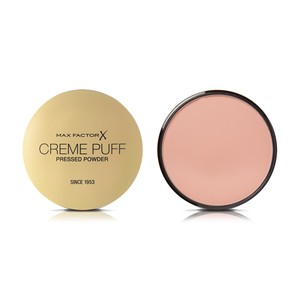 Max Factor Creme Puff Pressed Compact Powder 081 Truly Fair 1pc