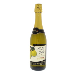 Donelli Gold Apple & Sparkling Grape Juice 750 ml