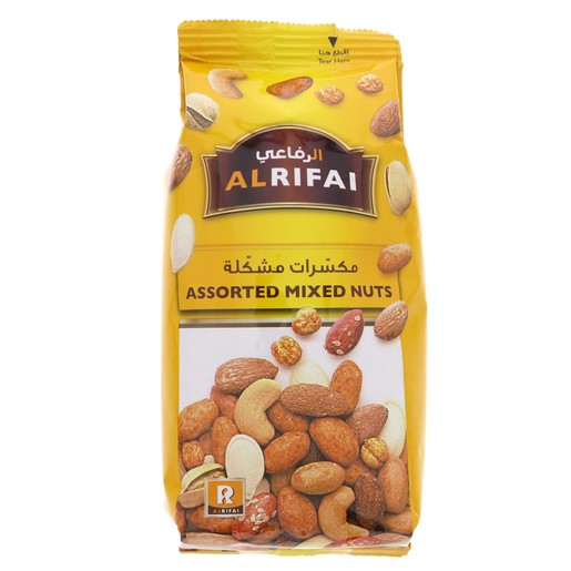 Al Rifai Assorted Mixed Nuts 200g