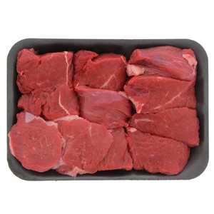 Pakistani Beef Cubes 500g Approx weight