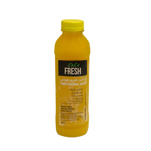 Lulu Fresh Orange Juice 500ml