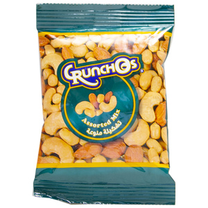 Crunchos Mixed Nuts 13g